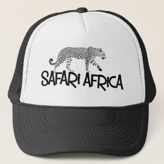 Leopard Safari Cap