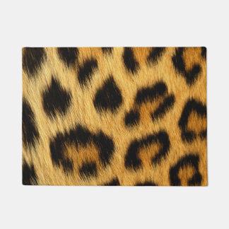 Leopard Skin Animal Print Doormat