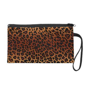 Leopard Skin Bagettes Bag