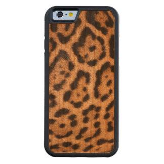 Leopard Skin Cell Phone Case Cherry iPhone 6 Bumper