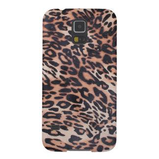 Leopard Skin Galaxy S5 Cases