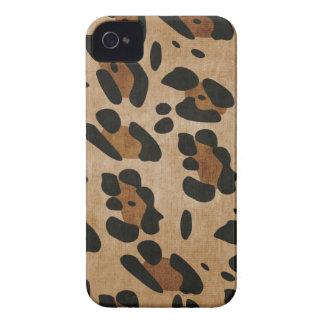 LEOPARD SKIN iPhone 4 COVER
