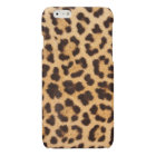 Leopard Skin (iPhone 6/6s Glossy Finish Case)