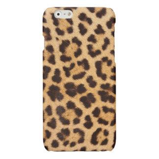 Leopard Skin (iPhone 6/6s Glossy Finish Case)