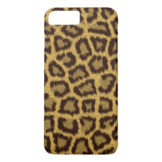 leopard skin iPhone 8 plus/7 plus case