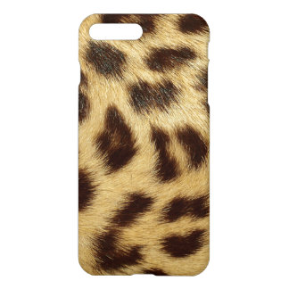 Leopard Skin Luxury Spotted Faux Fur iPhone 8 plus iPhone 8 Plus/7 Plus Case