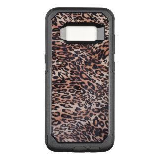 Leopard Skin OtterBox Commuter Samsung Galaxy S8 Case