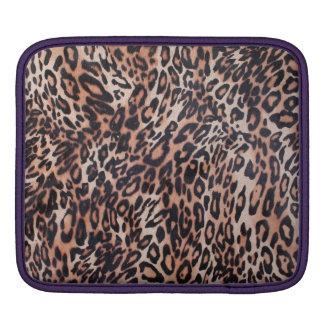 Leopard Skin Print iPad Sleeve