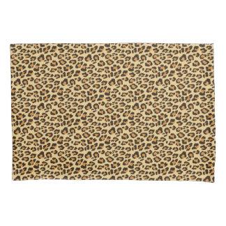 Leopard Skin Print Lumbar Pillow Case