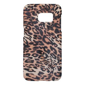 Leopard Skin Samsung Galaxy S7 Case