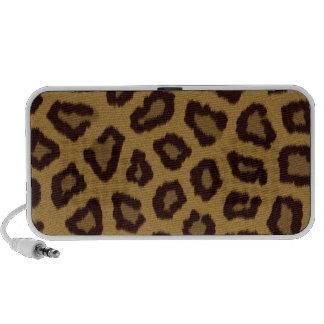 Leopard Skin Travel Speaker