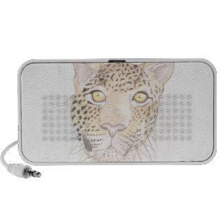 Leopard Speaker