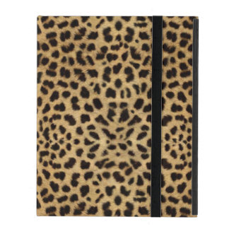 Leopard Spot Skin Print Cover For iPad