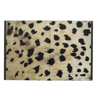 Leopard Spots Animal Print iPad Case Cover shell