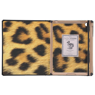 Leopard Spots Cover For iPad