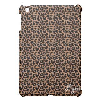 Leopard Spots Design Personalize iPad Mini Cases