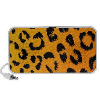 Leopard Spots Mp3 Speakers