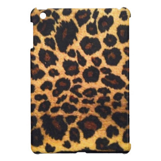 Leopard Spotted Case Savvy Glossy iPad Mini Case