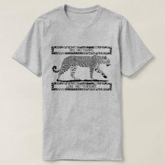 Leopard Style Inspirational Tshirt