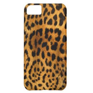Leopard texture case