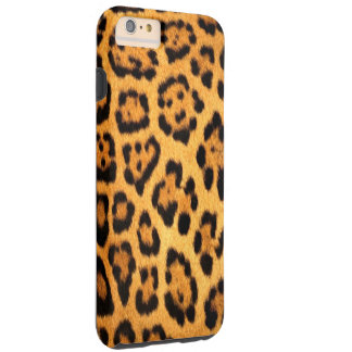 leopard tough iPhone 6 plus case