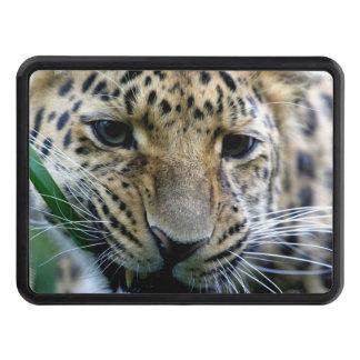 Leopard Trailer Hitch Cover