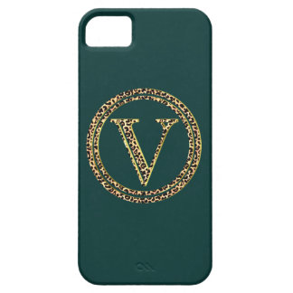 Leopard V Case For The iPhone 5
