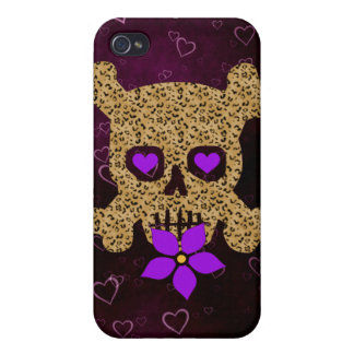 Leopard Valentine iPhone 4/4S Cover