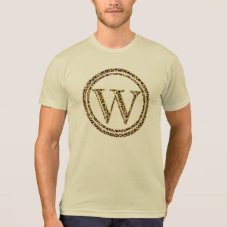 Leopard W T-Shirt
