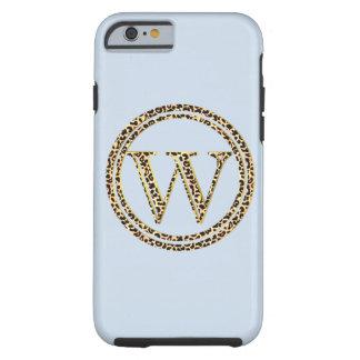 Leopard W Tough iPhone 6 Case