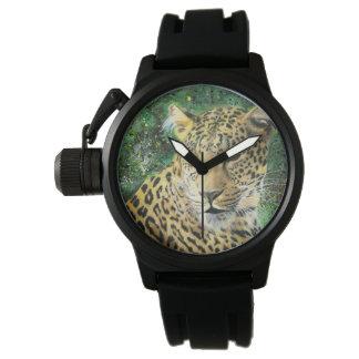 Leopard Watch
