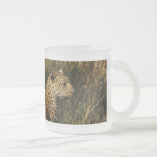 Leopard wild animal safari mugs & cups
