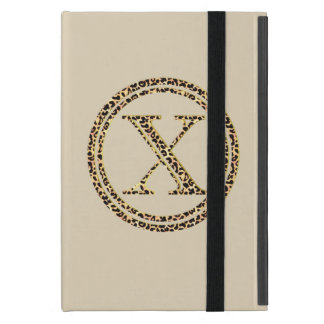 Leopard X Case For iPad Mini