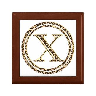 Leopard X Gift Box