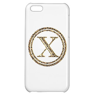 Leopard X iPhone 5C Case