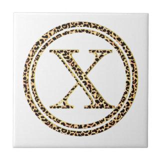 Leopard X Tile