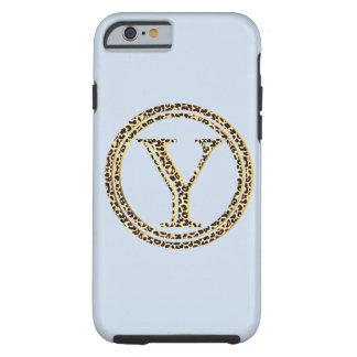 Leopard Y Tough iPhone 6 Case