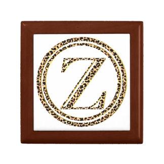 Leopard Z Gift Box