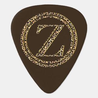 Leopard Z Guitar Pick