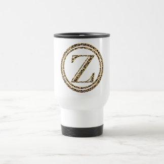 Leopard Z Travel Mug