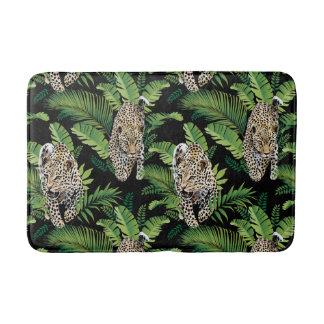 Leopards Pattern bath mats