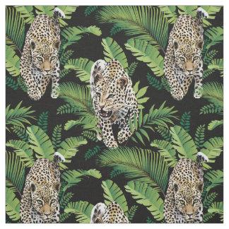 Leopards Pattern fabric