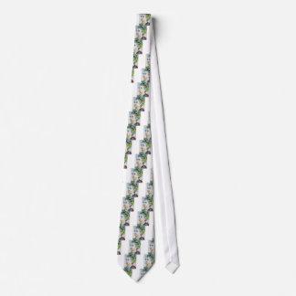leopold von sacher masoch - watercolor portrait tie