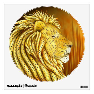 Leo's Pride Wall Decal