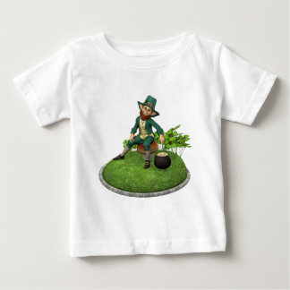 Leprechaun and His Gold Baby T-Shirt