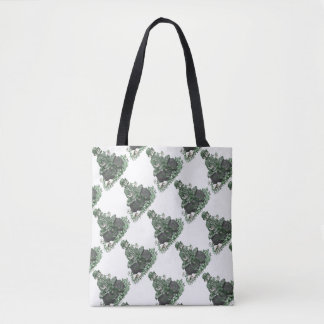 Leprechaun and Pot of Gold Tote Bag