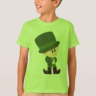 Leprechaun boy shirt