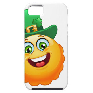 leprechaun emoji iPhone 5 covers