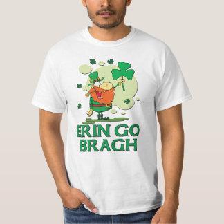 Leprechaun Erin Go Bragh T-Shirt