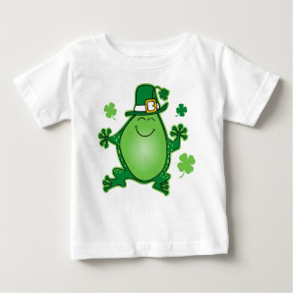 Leprechaun Frog Infant T-Shirt